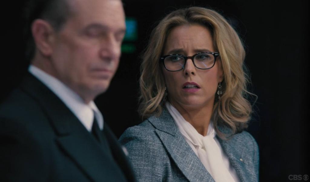Elizabeth McCord (Tea Leoni) wears Jamie Kole Earrings on Madam Secretary Season 2. Available at stowecraft.com.