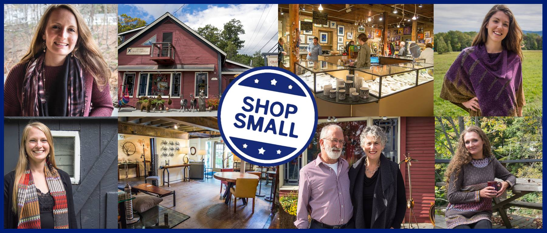 Stowe Craft Small Business Saturday 2016