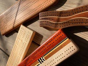 More Cribbage Boards
