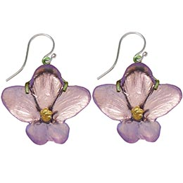 African Violet Jewelry