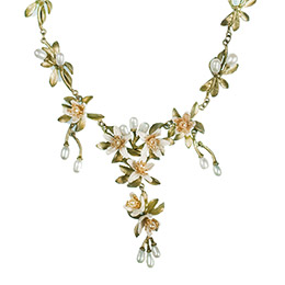 Orange Blossom Jewelry